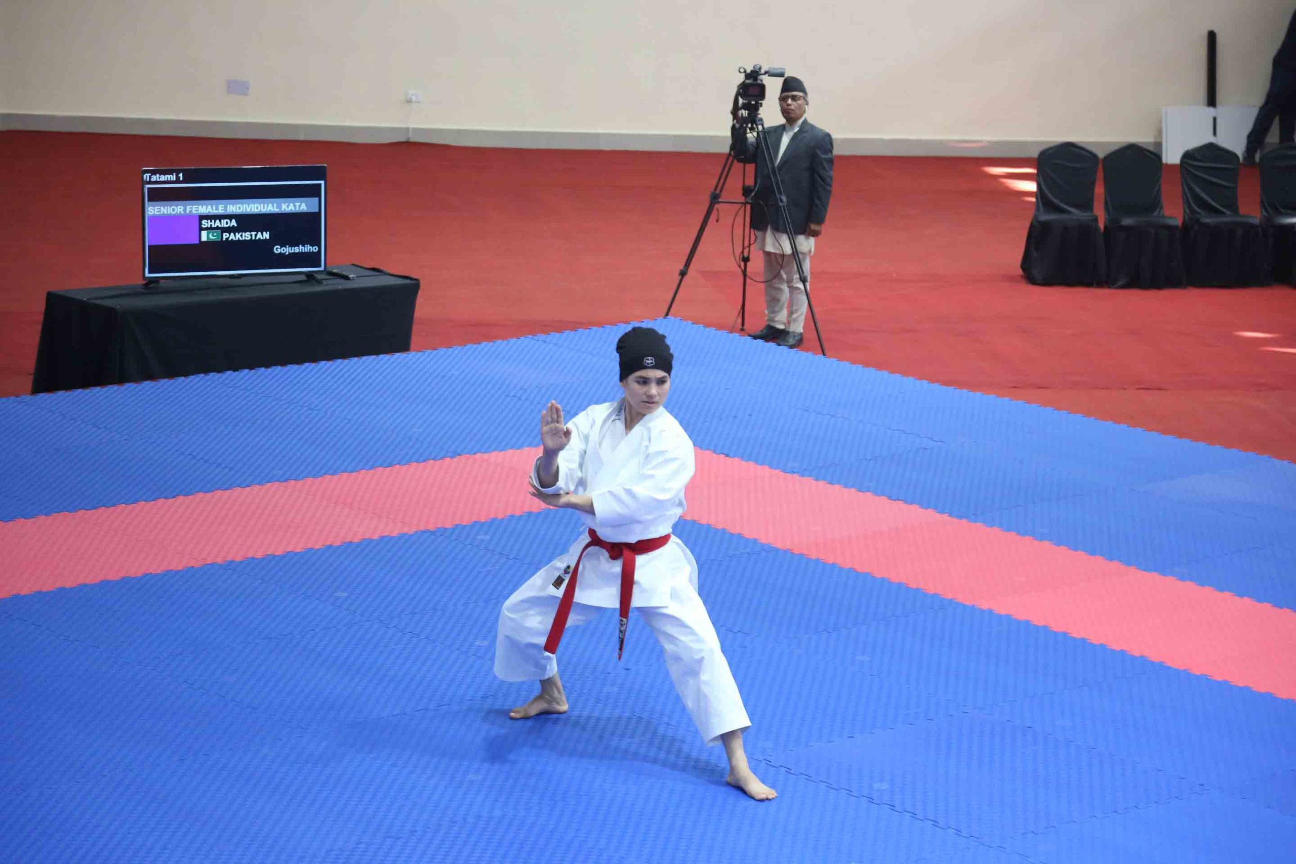 asian karate anti doping seminar ends
