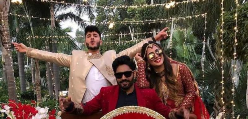 mehwish hayat to feature in abrarul haq s upcoming mehendi song