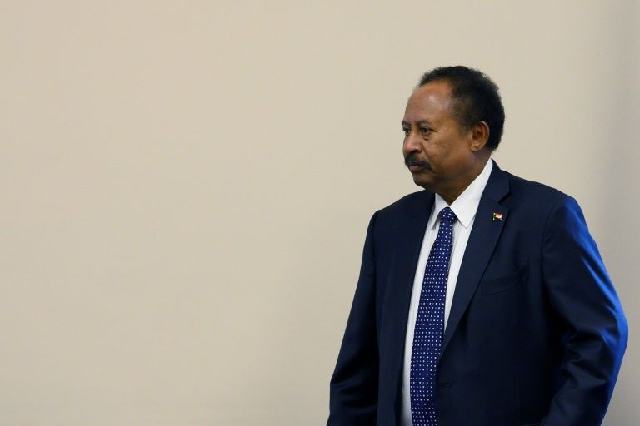 in us sudan pm sees progress on terror list removal