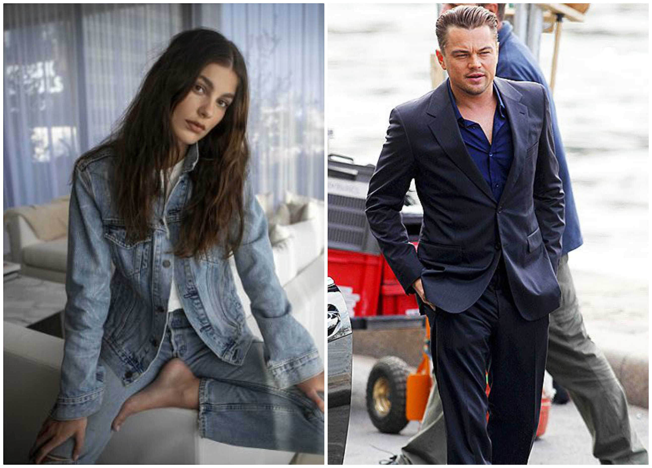leonardo dicaprio s girlfriend camila morrone defends their 23 year age difference