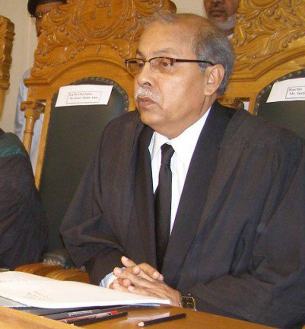 justice gulzar vows not to neglect judiciary s struggles