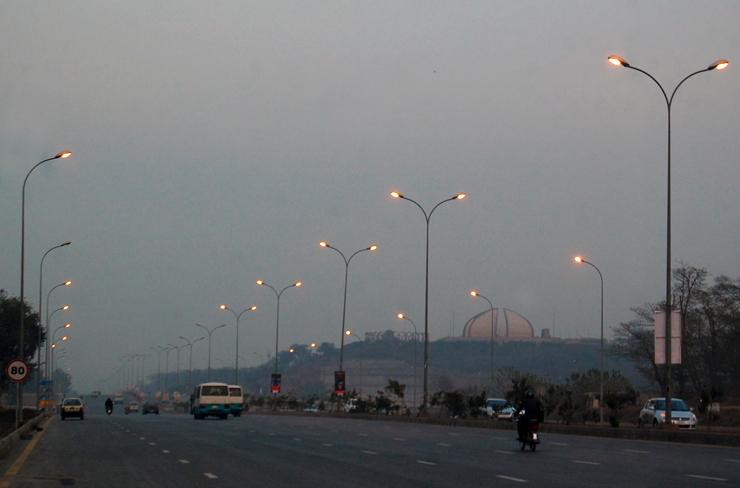 smart traffic signals for kashmir highway soon