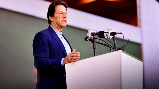 pm imran inaugurates national science and technology park