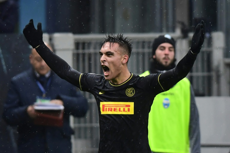 explosive lautaro martinez fuelling inter s ambitions at home and abroad