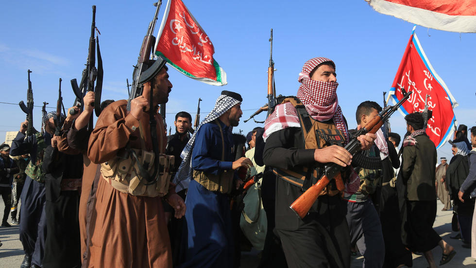 as modern institutions collapse tribes make a comeback in iraq