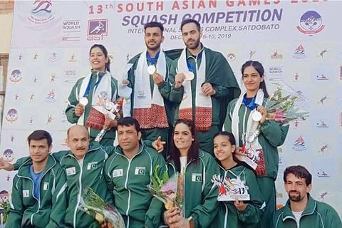 pakistan beat india in squash as 2019 south asian games conclude