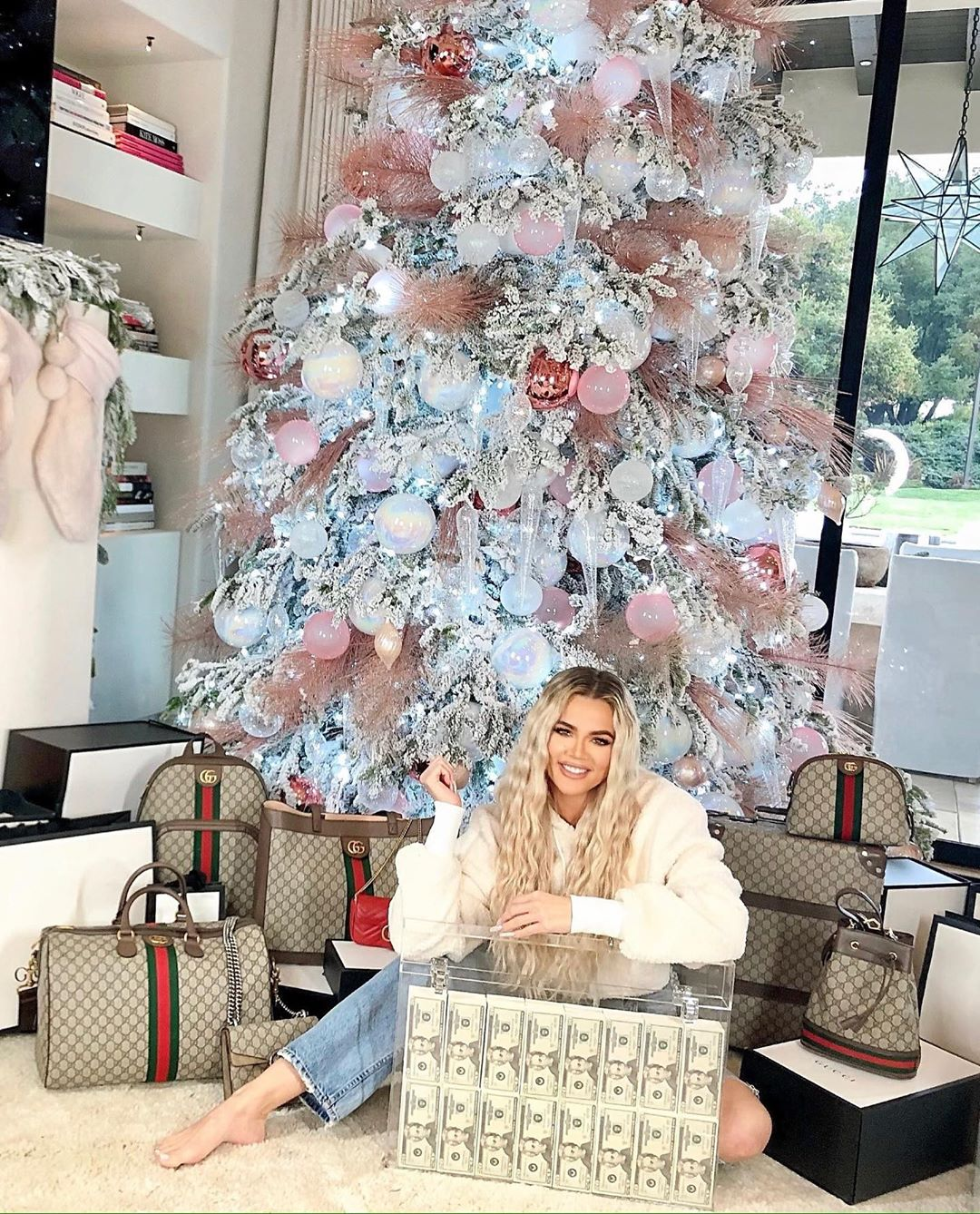 khloe kardashian responds to concerns about family s lavish parties
