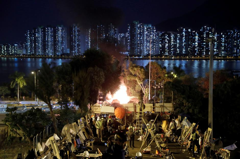 hong kong s role in global finance remains intact despite months of protests fitch