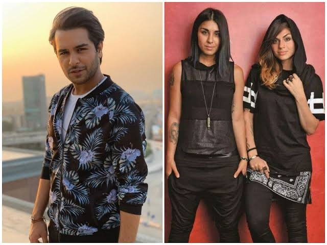 american band krewella collaborates with asim azhar for upcoming track
