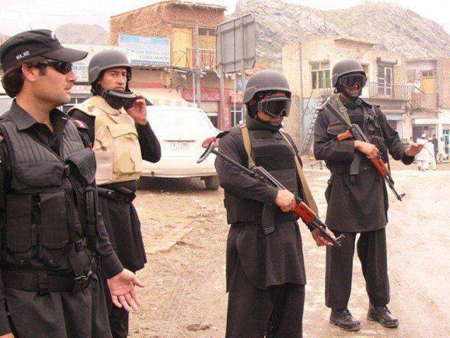 four kidnapped levies personnel return home