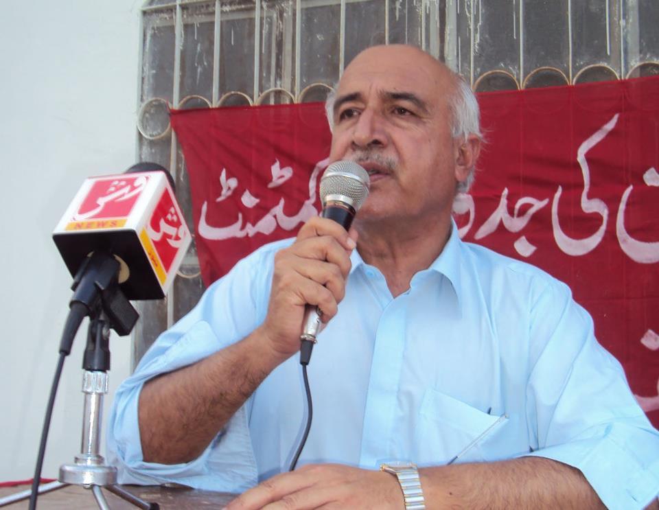 baloch slams govt over lack of basic facilities