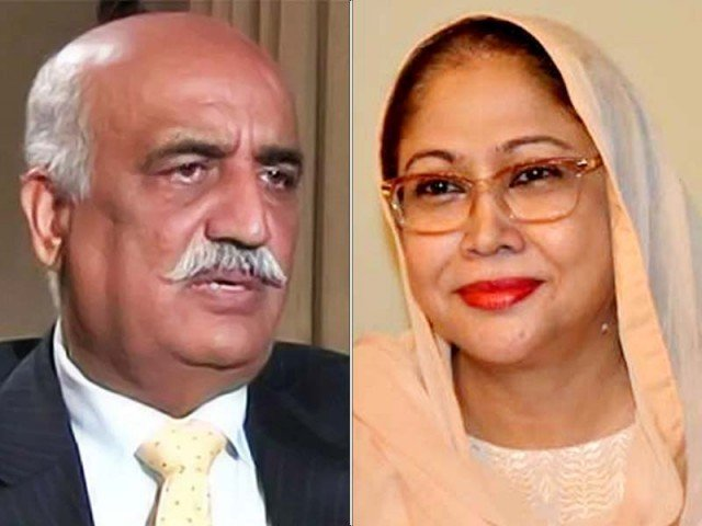 heated tirade ensues as not all happy with ppp leaders release