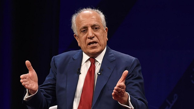 the us special representative for afghan peace and reconciliation zalmay khalilzad photo afp file