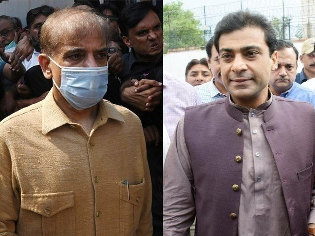 nab seizes assets of shehbaz s family members others in money laundering case