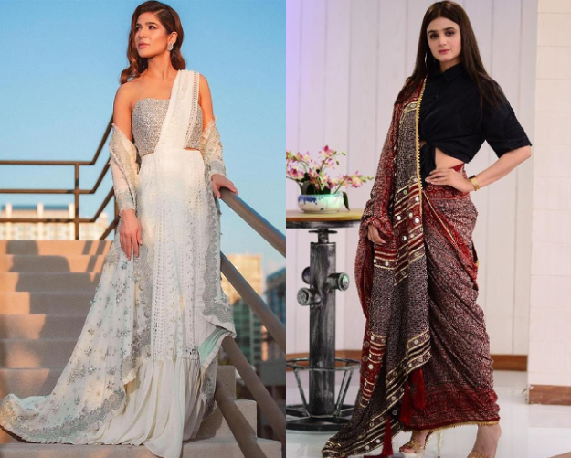 5 times the saree made a statement this year
