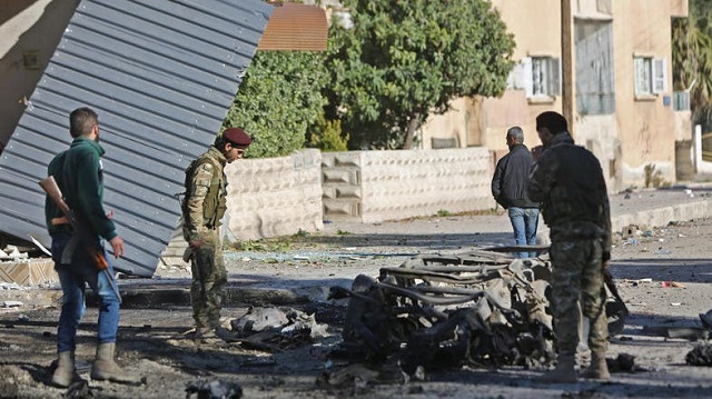 car bomb claims five lives in turkish controlled syria region