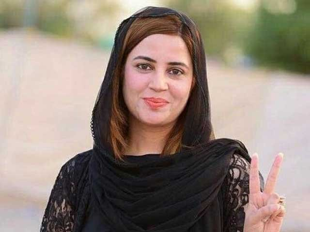climate change minister zartaj gul photo express file