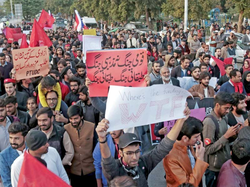 student leaders ask for involvement in union legislation