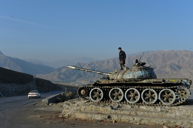 40 years on veterans still grapple with soviet afghan war
