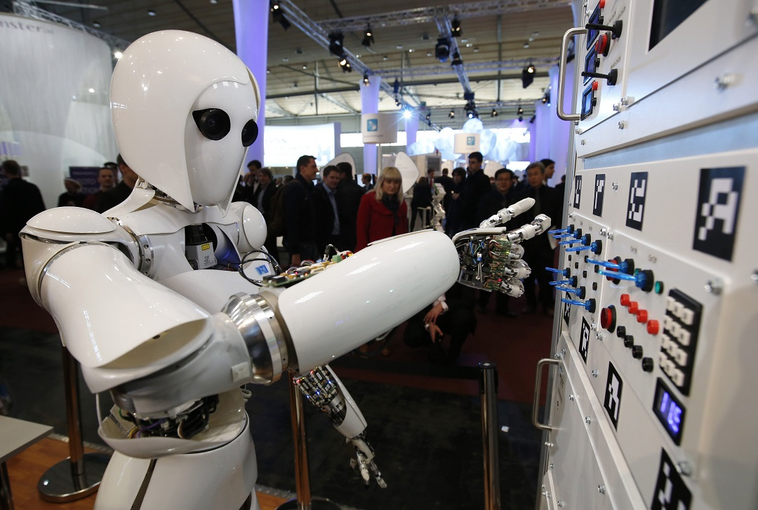 china released a national ai development plan late on thursday photo reuters