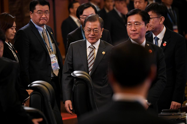 south korea japan china leaders to promote north korea us dialogue