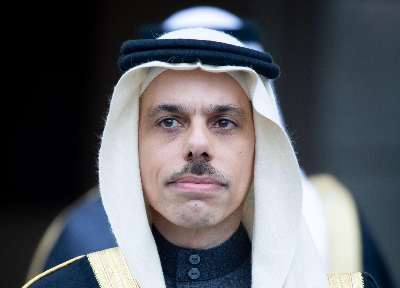 Prince Faisal to convey that Riyadh values its 'long-term strategic partnership' with Pakistan. PHOTO: AFP/FILE