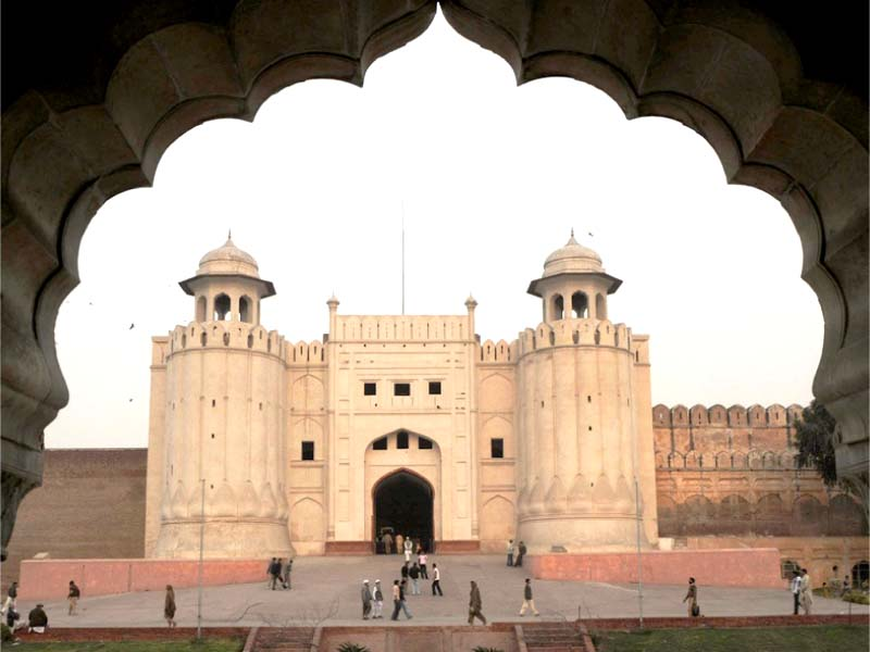 wcla allocates rs50 million for conservation of lahore fort projects