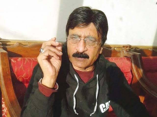 renowned comedian and actor ashraf rahi passes away