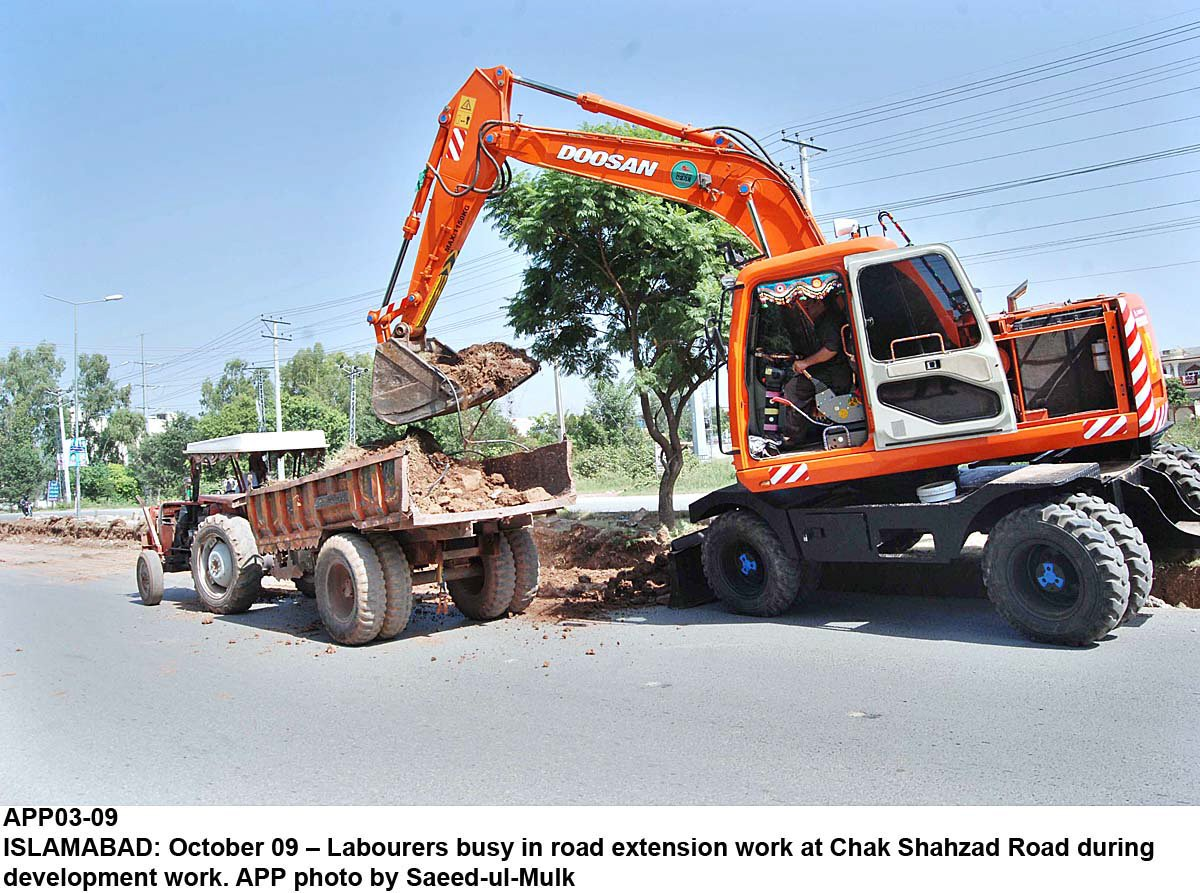 anti encroachment committees delayed