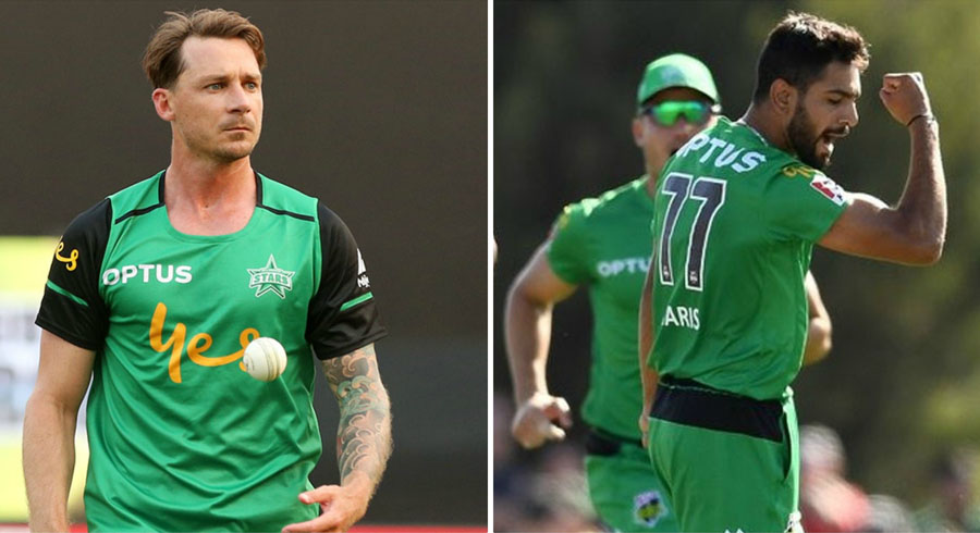 steyn feels for rauf after bbl exclusion