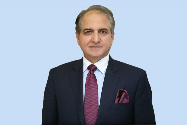 khawar saeed takes charge as ceo president of bank of azad jammu and kashmir