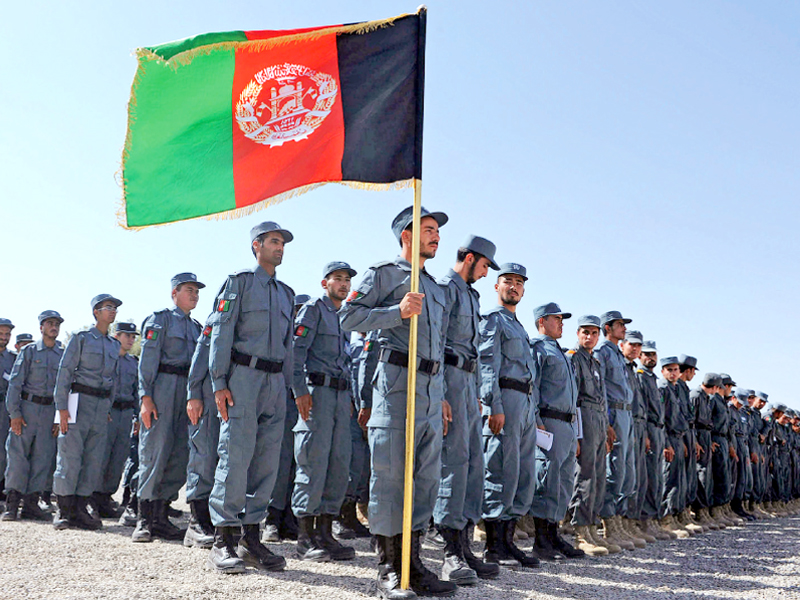 forty years of afghan war