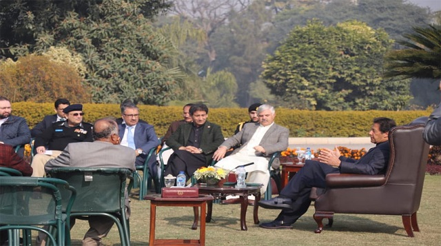 the premier said that the real objective of merging the fata into k p was to provide facilities to the people like other parts of the country which were unfortunately ignored in the past photo radio pakistan