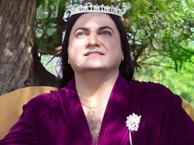 taher shah says something is coming soon
