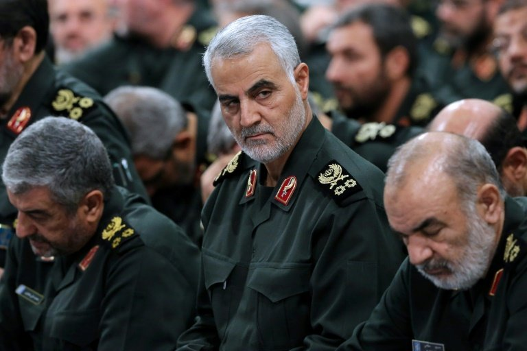qaseem soleimani iran s celebrity soldier spearhead in middle east