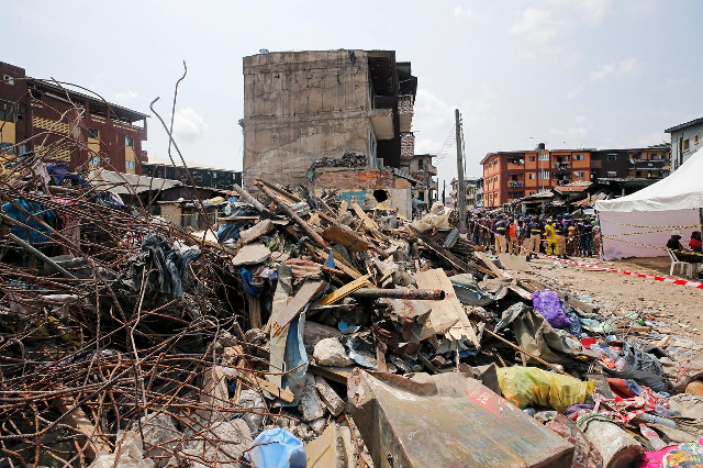 cbc seeks report on illegal crumbling structures