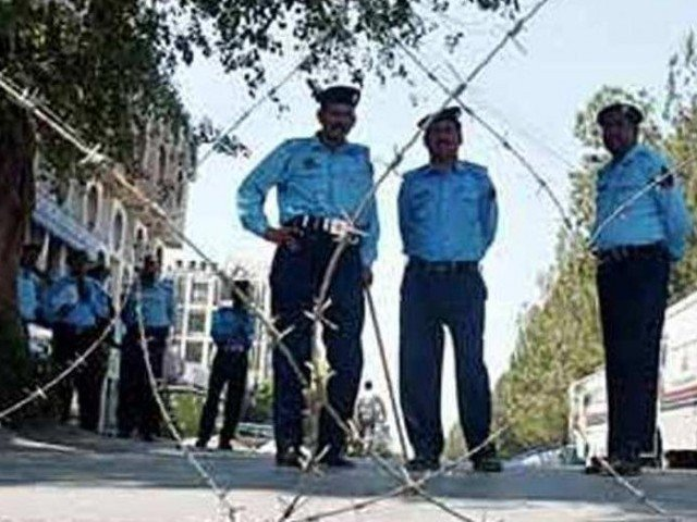 islamabad police arrest 34 suspects recover cash gold