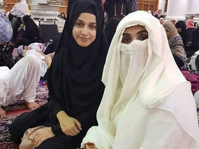 former actor noor bukhari picture with first lady bushra bibi
