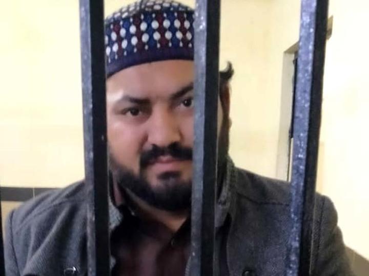 prime suspect held for staging protest at gurdwara nankana sahib