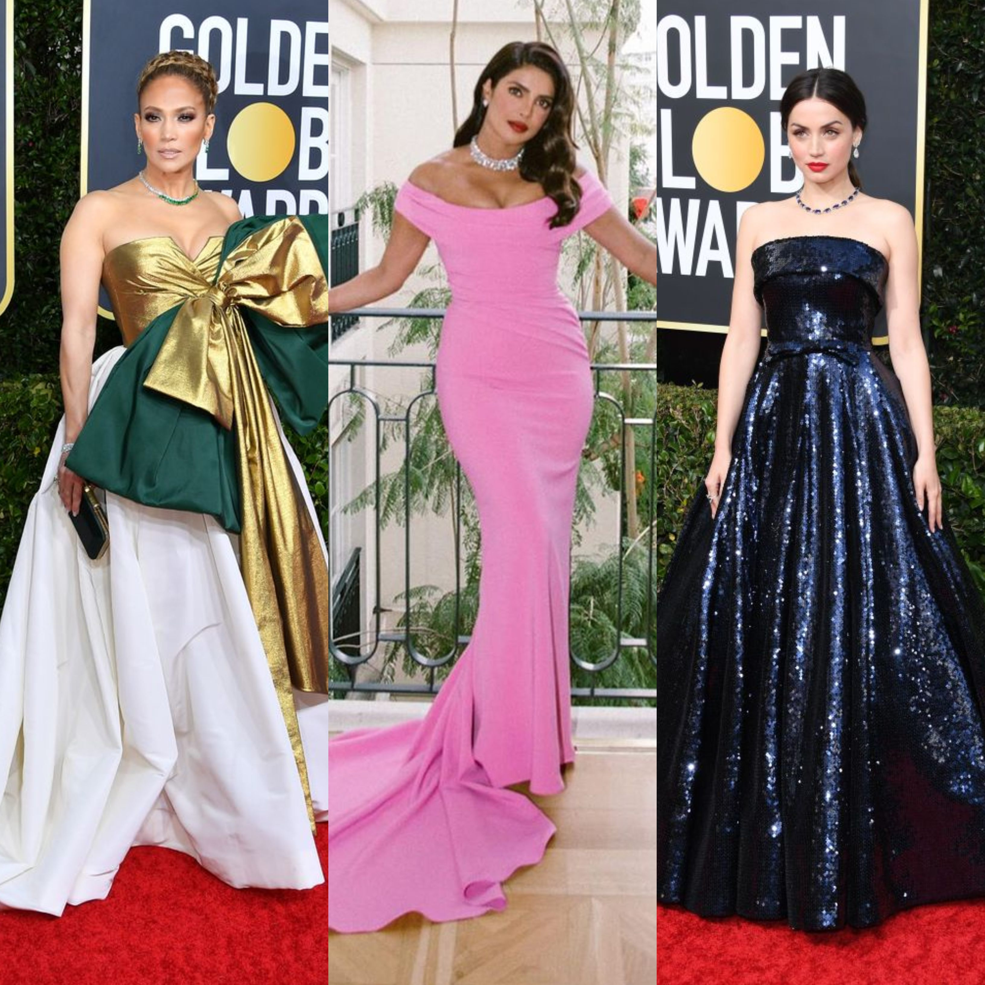 goldenglobes2020 best and worst dressed of the night