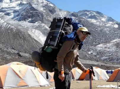 body of missing russian american climber found near k2