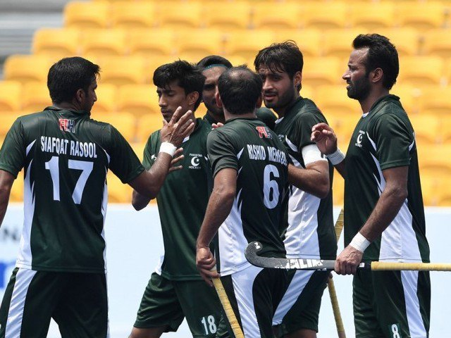 pakistan men s senior hockey team to participate in only two international events in 2020