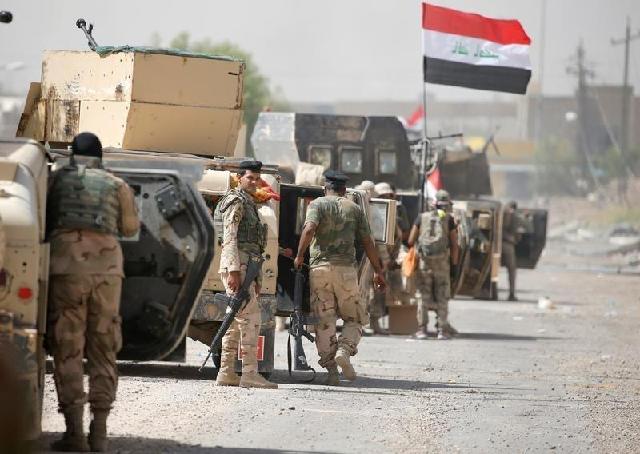 no iraqi casualties in 22 missile iranian attack overnight military