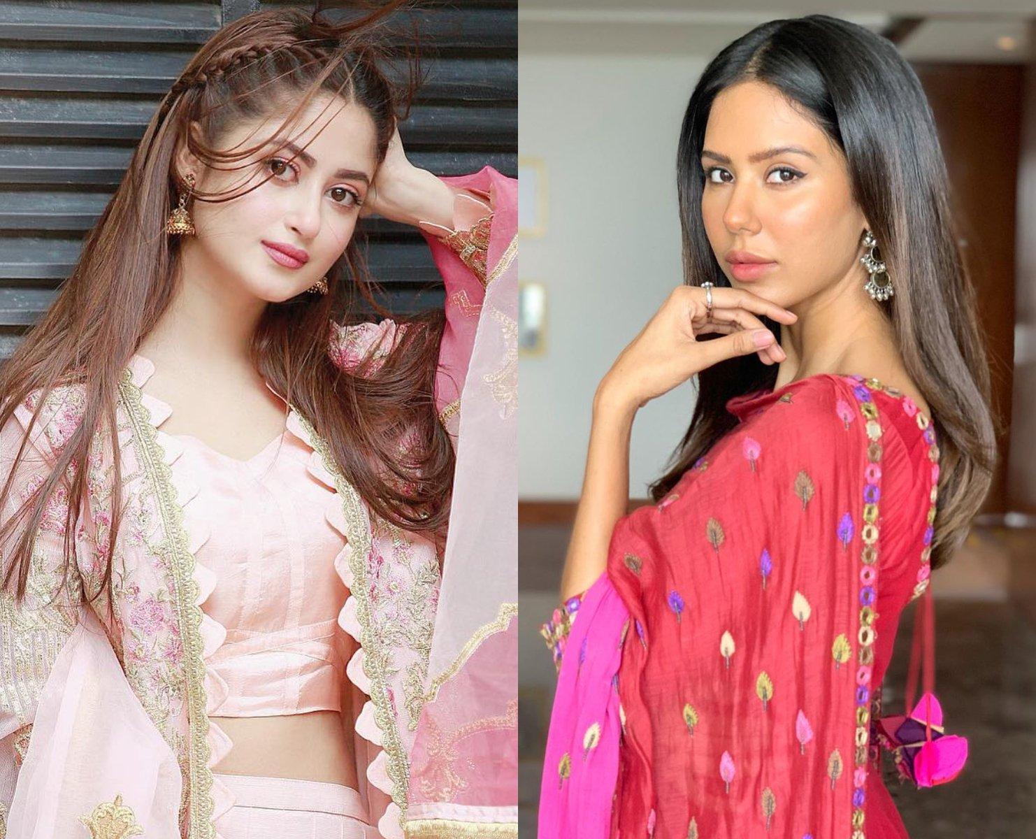 indian model sonam bajwa believes sajal aly is a fine actor