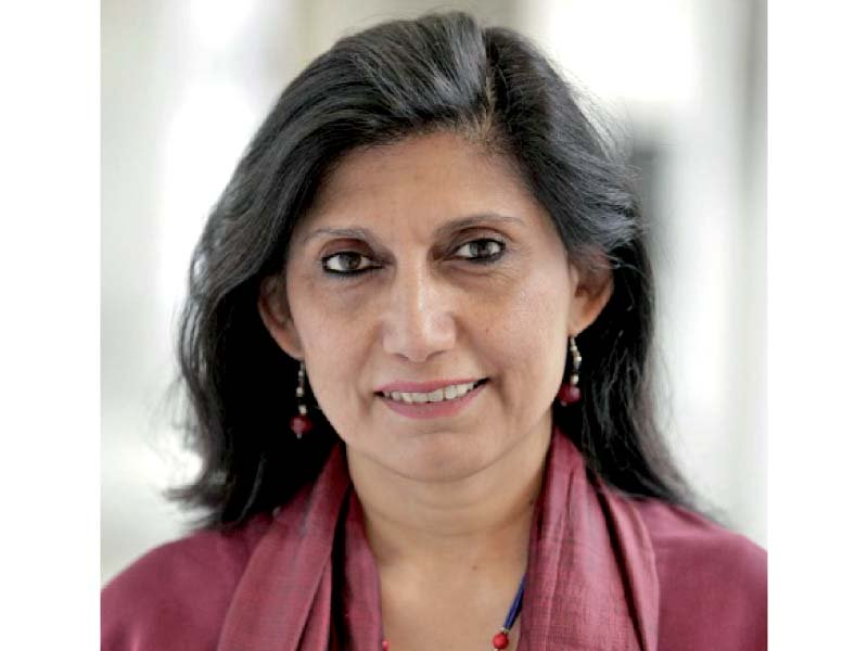 dr fouzia saeed takes over as new pnca chief