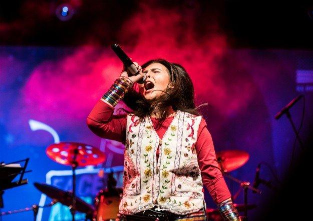 natasha baig is set to release her debut album zarya