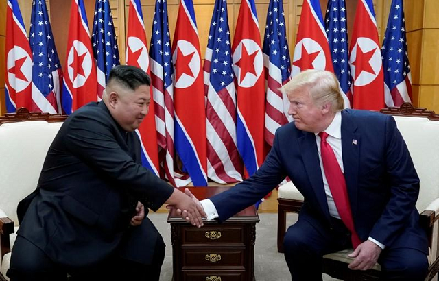 trump sends north korea s kim birthday greetings