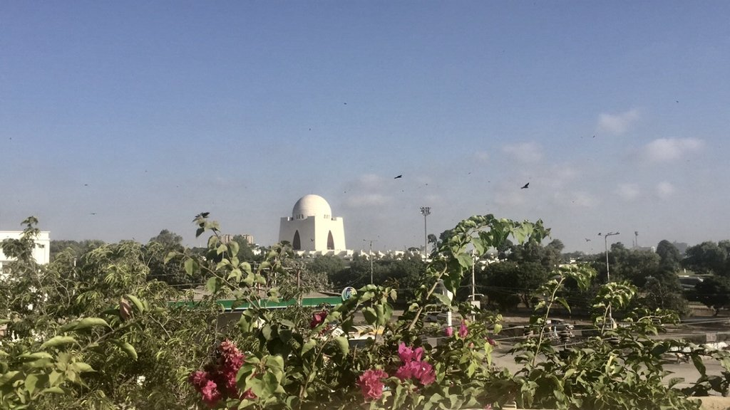 Karachi. PHOTO: EXPRESS