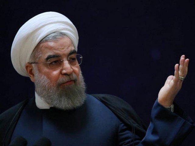 Iran President Hassan Rouhani. PHOTO: REUTERS/FILE