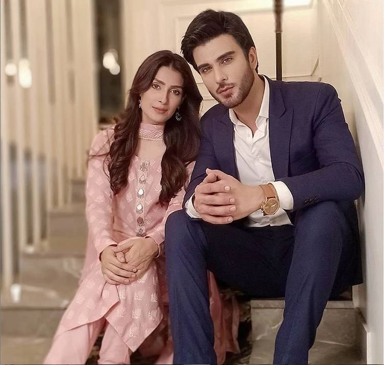 imran abbas and ayeza khan can t stop praising each other on instagram
